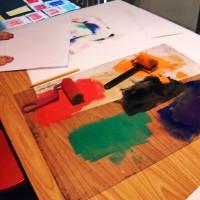 Children's Printmaking