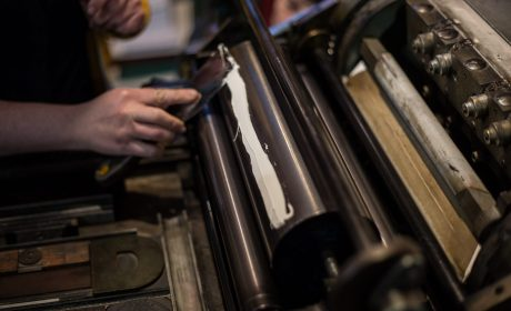 Experimental Letterpress - MP