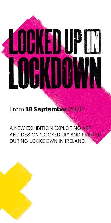 Locked Up in Lockdown branding